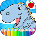 Dinosaurs Coloring Book 15 APK