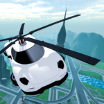 Flying Car Rescue Flight Sim 3.1 APK