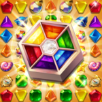 Jewels Fantasy : Quest Temple Match 3 Puzzle 1.9.9 APK
