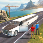 Limousine Taxi Driving Game 1.12 APK