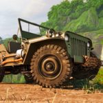 Offroad Jeep Driving & Racing stunts 2.2.3 APK