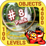 Pack 8 – 10 in 1 Hidden Object Games by PlayHOG 88.8.8.9 APK