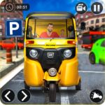 Tuk Tuk Auto Rickshaw Driver 2019:City Parking 1.5 APK