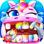 Unicorn Dentist – Rainbow Pony Beauty Salon 1.4 APK