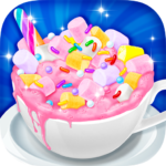 Unicorn Hot Chocolate – Dream Food Maker 1.3 APK