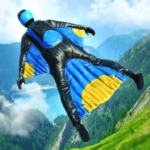 Base Jump Wing Suit Flying 0.9 APK