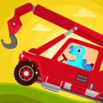 Dinosaur Rescue – Truck Games for kids & Toddlers 1.0.8 APK