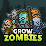 Grow Zombie inc – Merge Zombies 36.3.3 APK