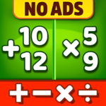 Math Games – Addition, Subtraction, Multiplication 1.0.9 APK