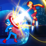Stickman Fighter Infinity – Super Action Heroes 1.1.7 APK
