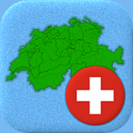 Swiss Cantons – Quiz about Switzerland's Geography 3.1.0 APK