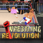 Wrestling Revolution 2.104 APK