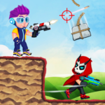 Mr Shooter Puzzle New Game 2021 – Shooting Games 1.48 APK
