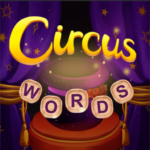 🎪Circus Words: Free Word Spelling Puzzle 1.227.5 APK