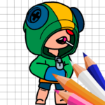 Coloring for Brawl Stars 0.1 APK