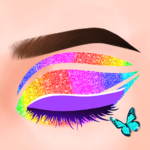 Eye Makeup Artist: Dress Up Games for Girls 1.3 APK