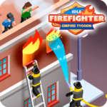 Idle Firefighter Empire Tycoon – Management Game 0.9.1 APK