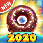 Sweet Cookie -2021 Match Puzzle Free Game v1.6.9 APK