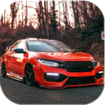 Civic Car Parking And Driving  APK 0.2.2