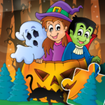 Halloween Puzzle for kids & toddlers 🎃  APK v2021.39
